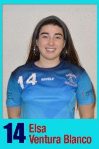 Juvenil 14 Elsa Ventura Blanco