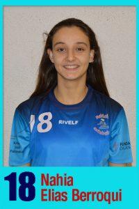 Juvenil 18 Nahia Elias Berroqui