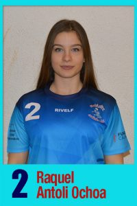 Juvenil 2 Raquel Antoli Ochoa