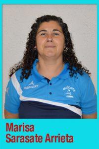 Marisa Sarasate Arrieta