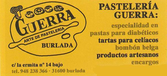 Pasteleria Guerra