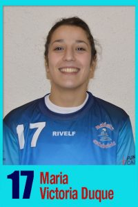 Senior 17 Maria Victoria Duque