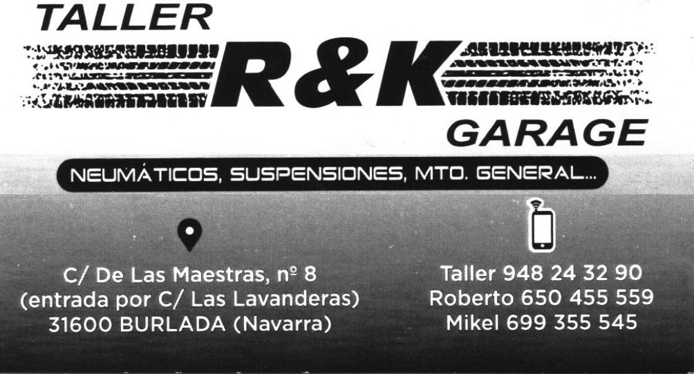 Taller R & K