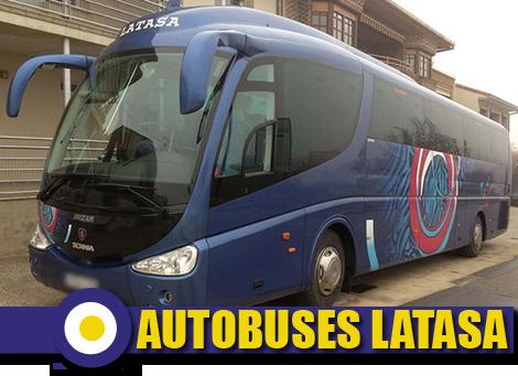 Autobuses Latasa