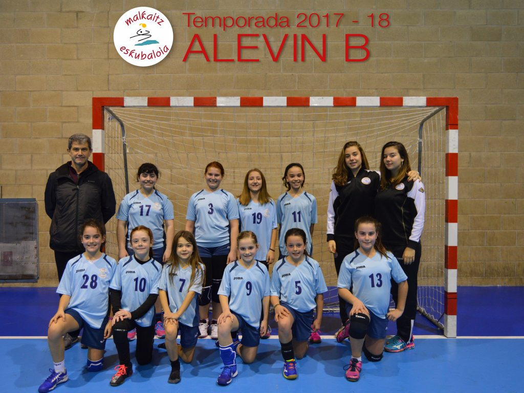 Alevin B 17-18