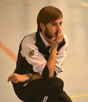 Entrevista con Amaiur, entrenador de las Cadetes A