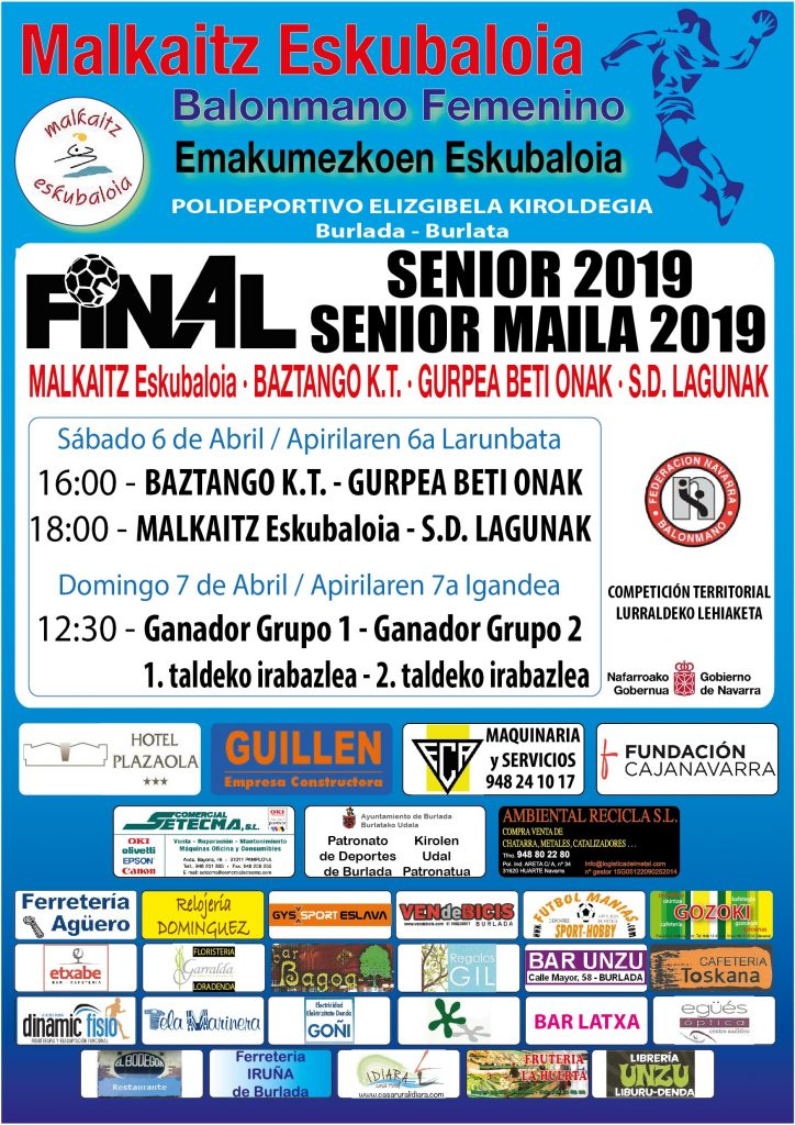 Cartel Final4 Senior 19-01