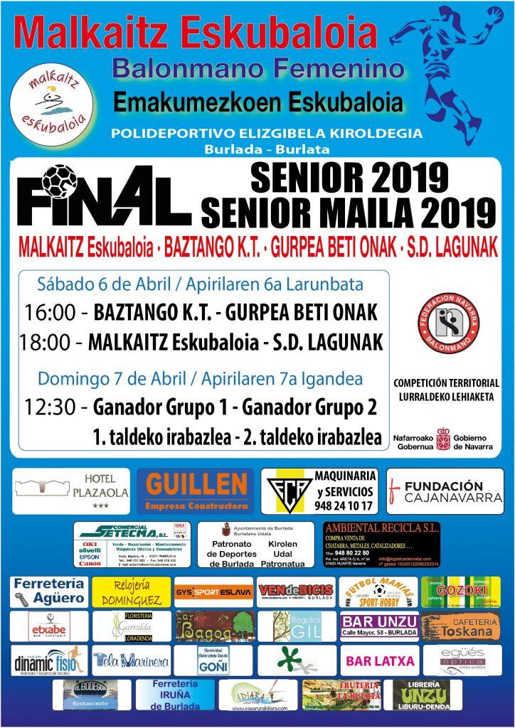 Cartel Final4 Senior 19-01