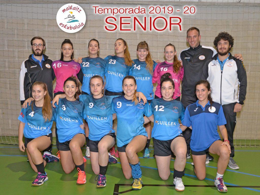 Equipo Senior Malkaitz