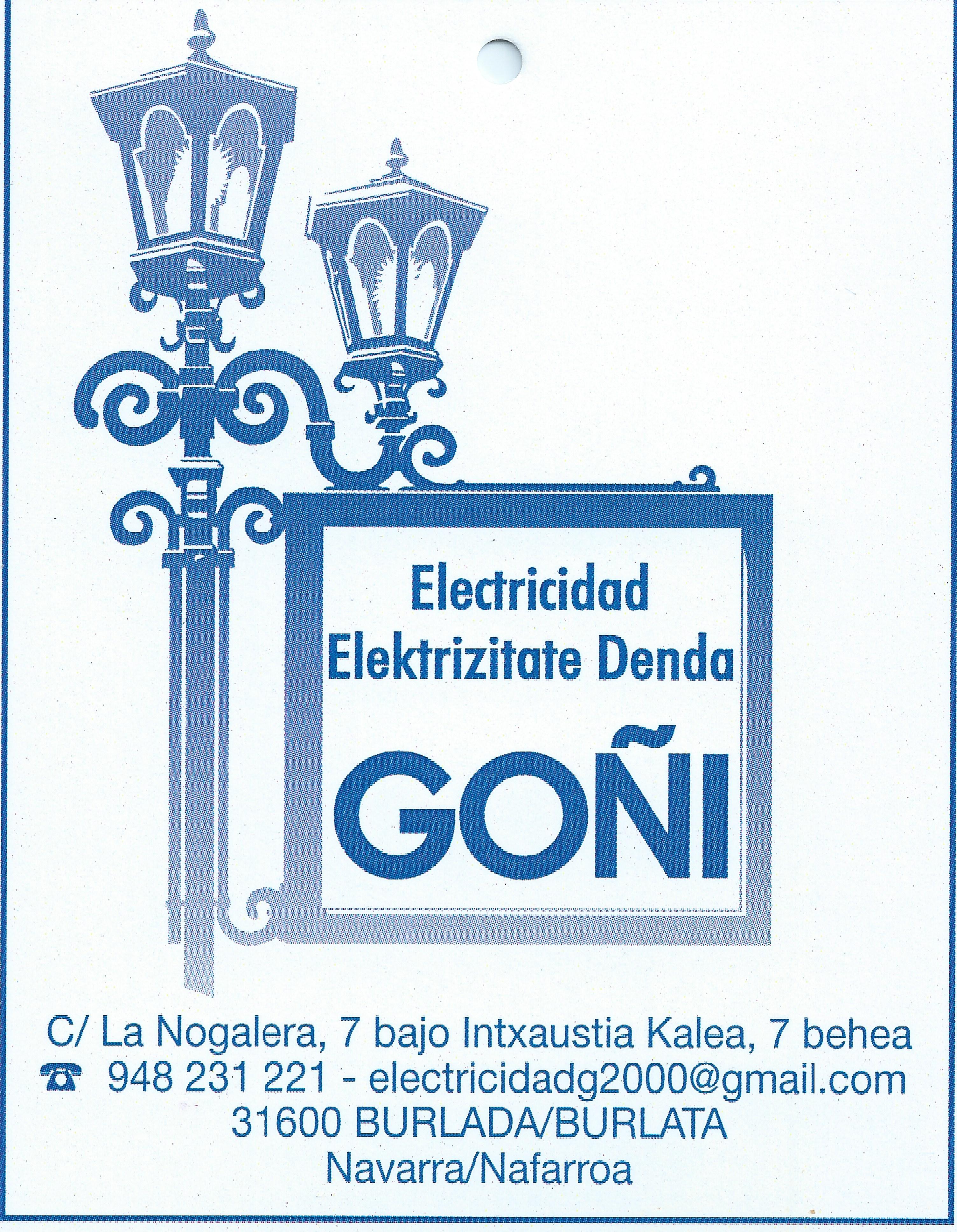 Electricidad Goñi