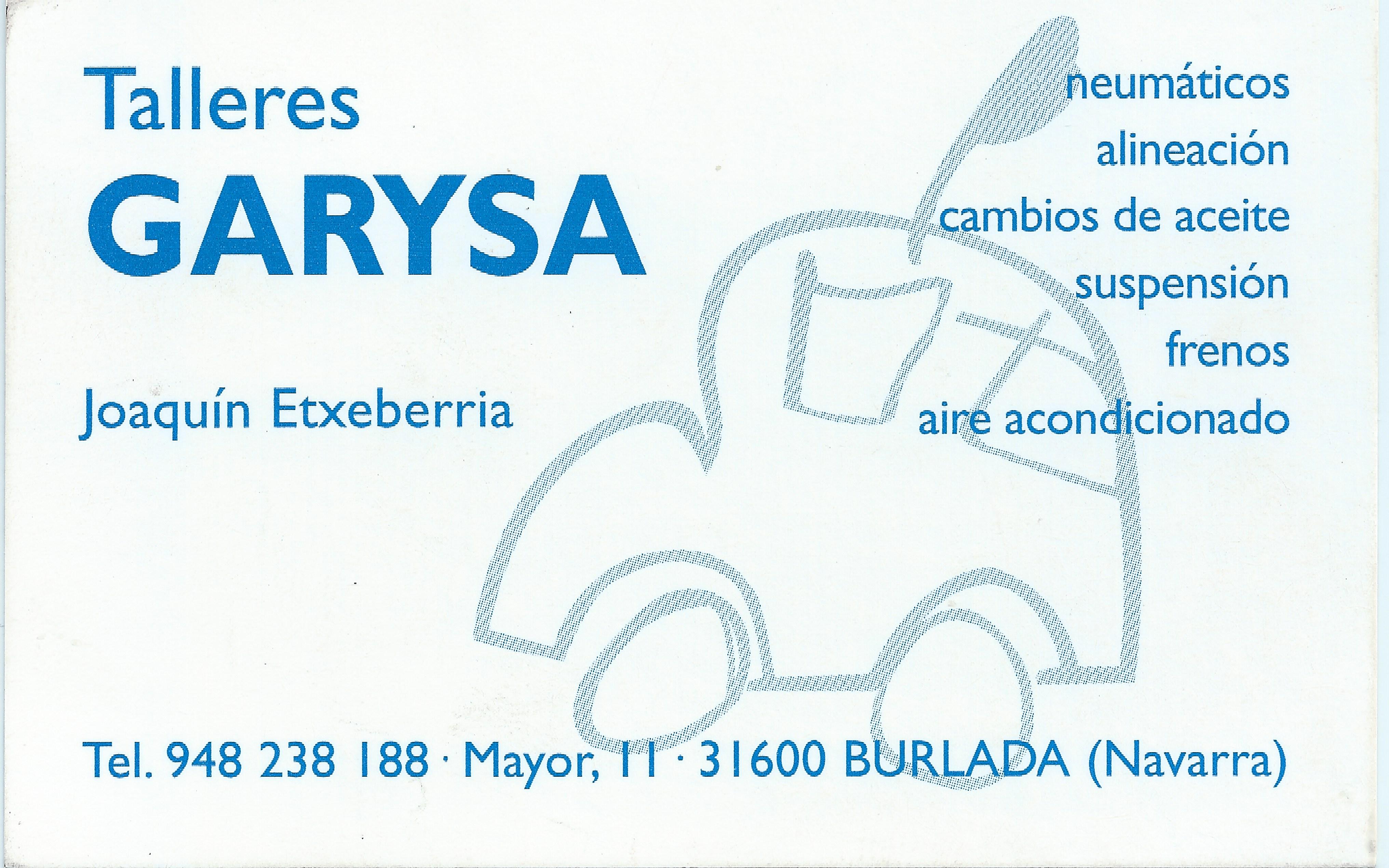 Talleres Garysa