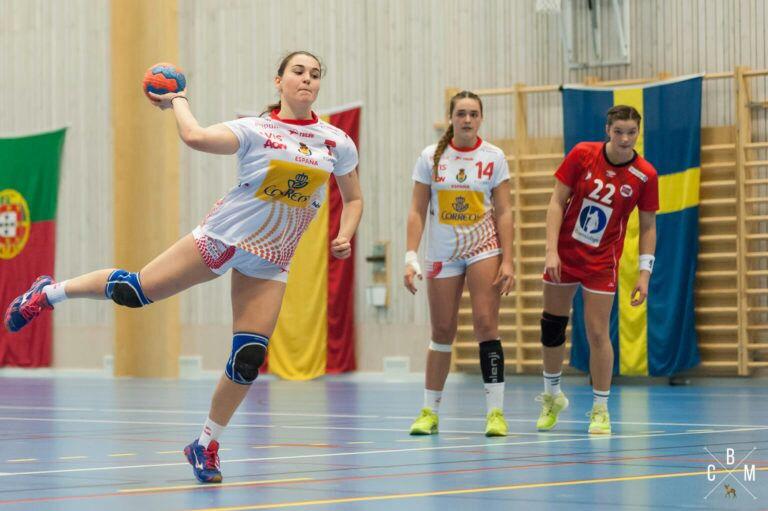 NEREA GIL regresa del Torneo ScanIbérico de Suecia