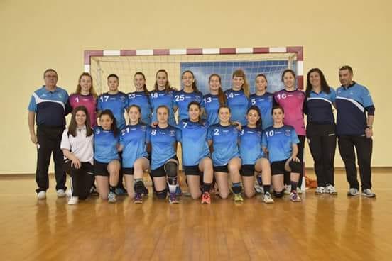 Las Senior, demostraron su gran juego en la fase de ascenso a la Liga División de Honor Plata
