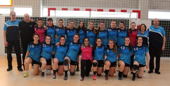 Fase Final Campeonato España Juvenil